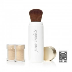 Powder-Me SPF Refillable Brush Golden