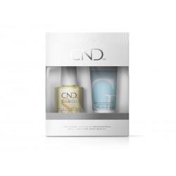 SolarOil + Cuticle Eraser Nail Care Kit